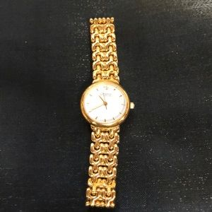 Caravelle by BULOVA, gold watch